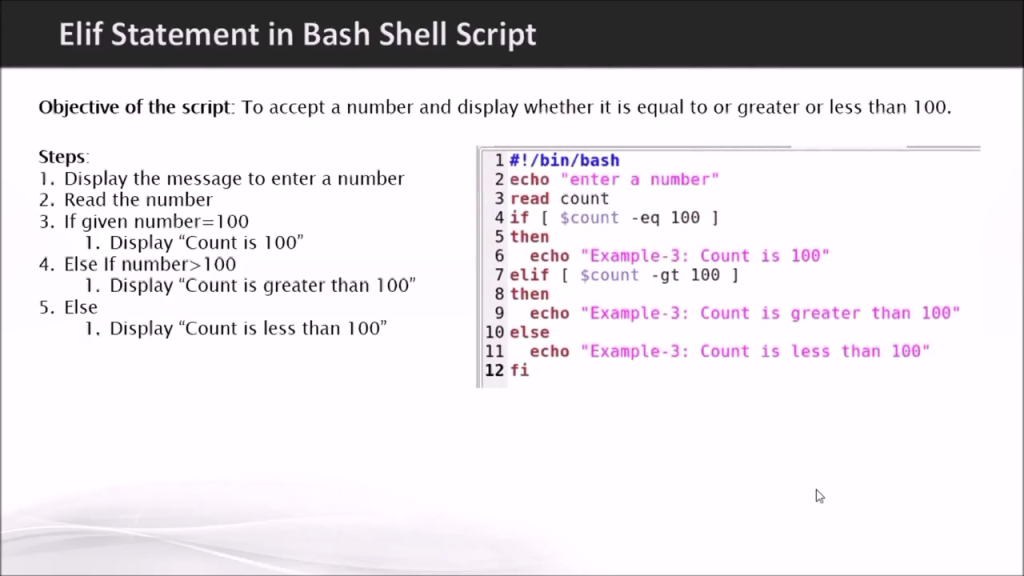83-Elif Statement in Shell Scripts.mp4_20140809_145515.742