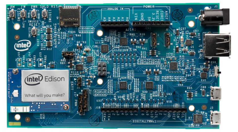Intel® Edison Kit for Arduino