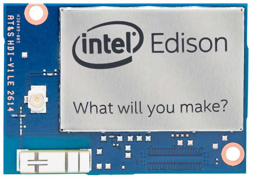 Intel® Edison 模块