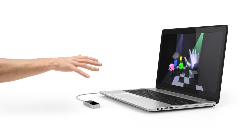Leap Motion 作为计算机控制器