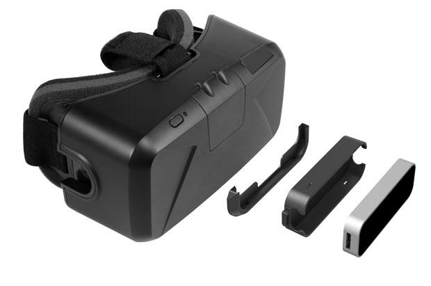 Leap Motion 专为 Oculus Rift 开发的 VR 套件
